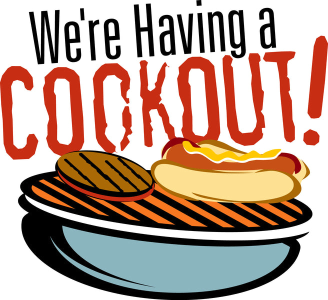 GRILLBADGER COOKOUT Saturday, March 24th. 2-5pm.