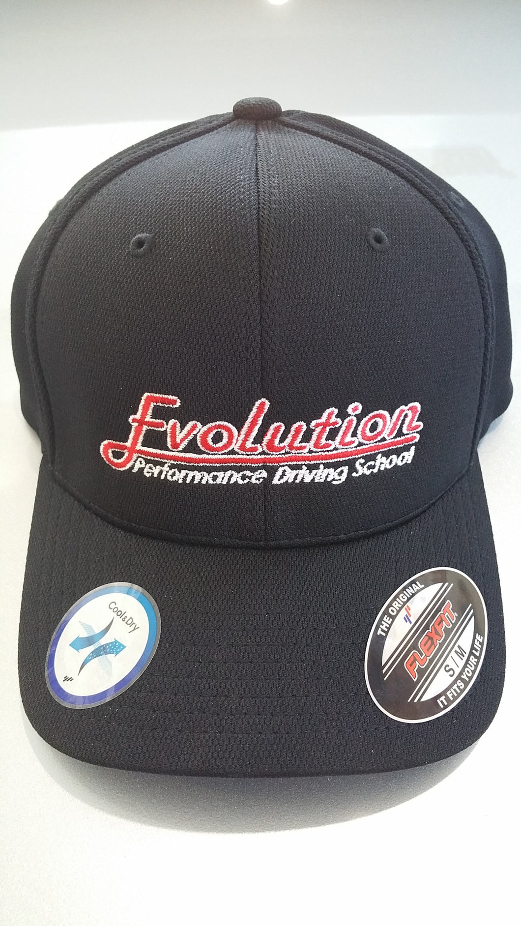 Black Evolution Flexfit Hat