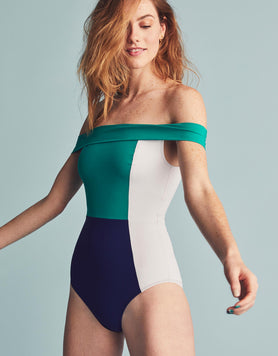 Plunge Navy/White/Sea Green hover