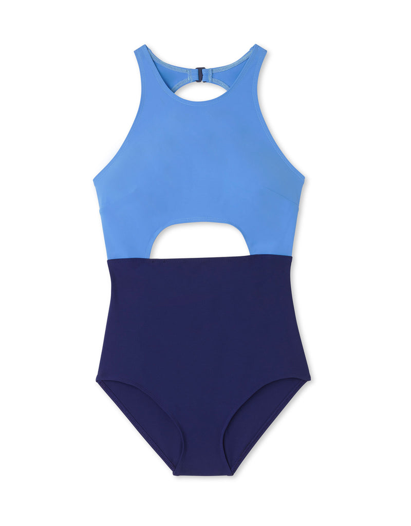 Shore Blue/Plunge Navy
