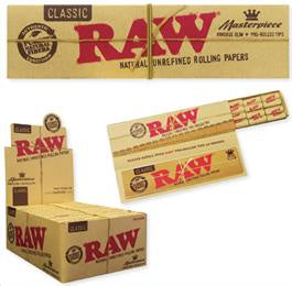RAW Classic Masterpiece Kingsize Slim