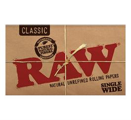 RAW Classic Single Wide (Double Feed)