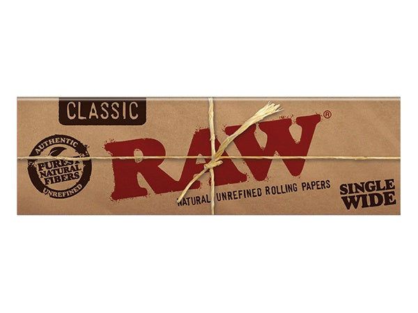 RAW Classic Single Wide (Single Feed)