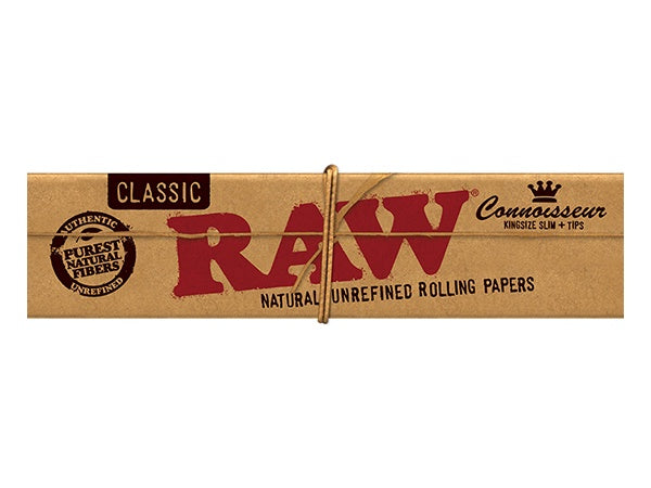 RAW Classic Connoisseur Kingsize Slim