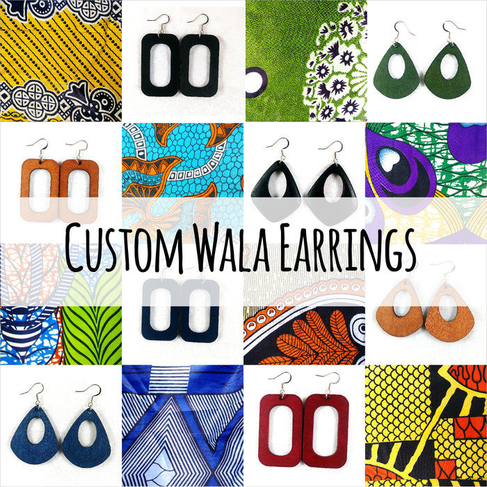 Custom Wala Earrings