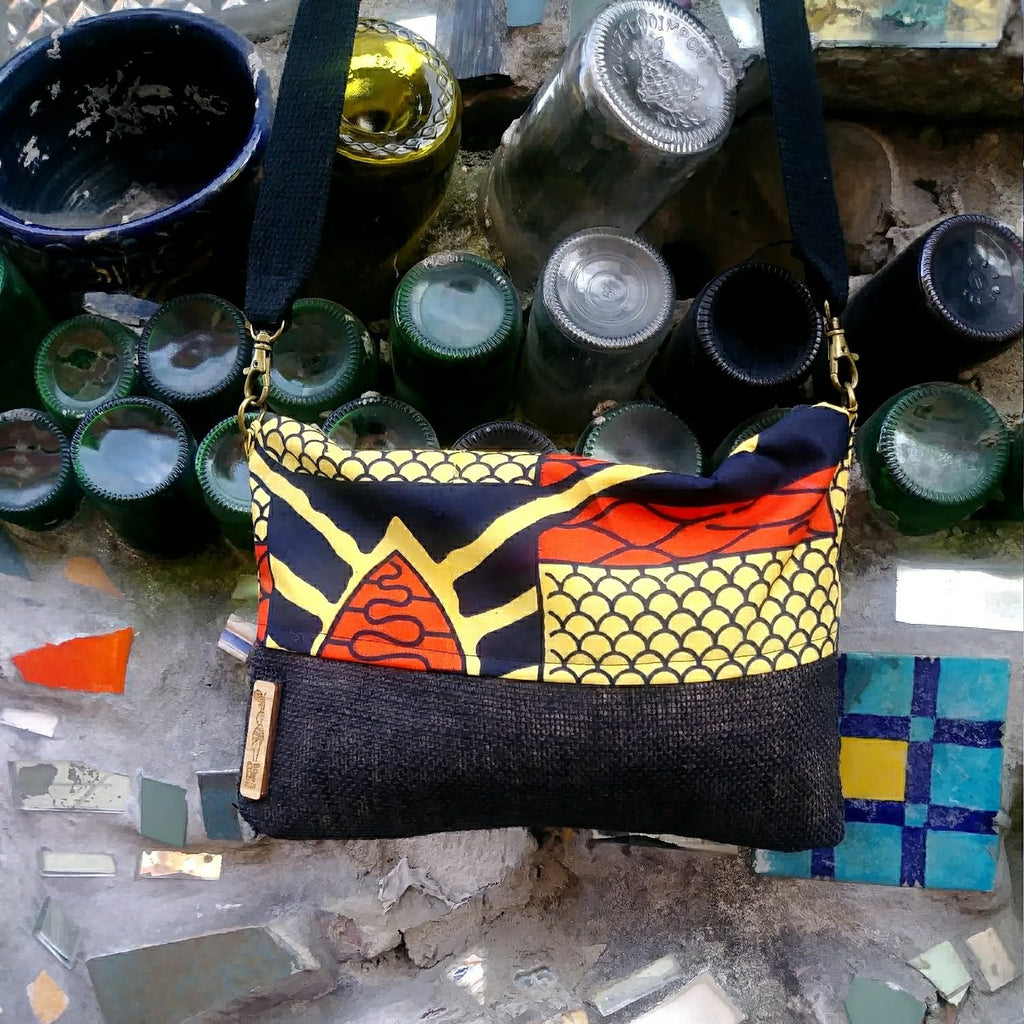 1_1 Wala Purse (Black) Wholesale