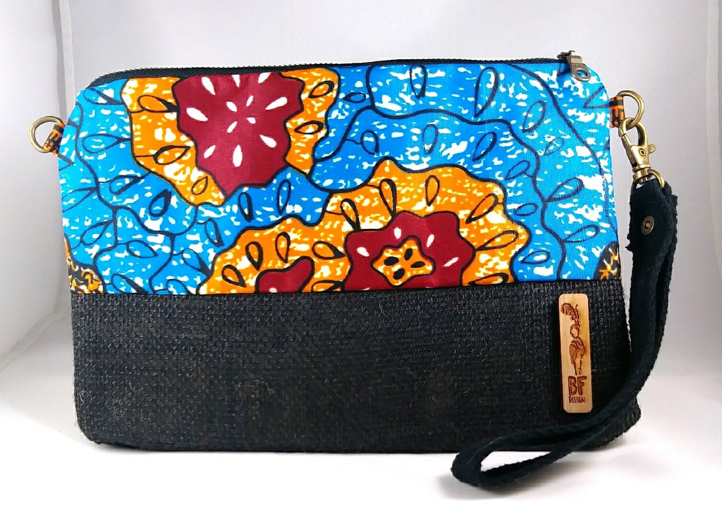 1_1 Wala Clutch (Black) Wholesale