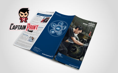 Brochure (Offset Printing)