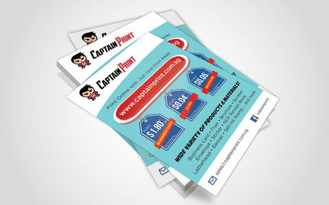 Flyer (Offset Printing)