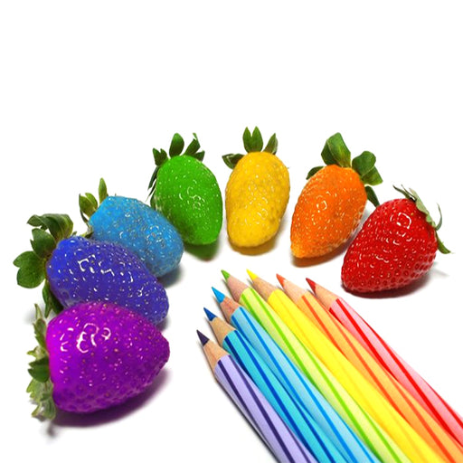 Rainbow Strawberries Seeds