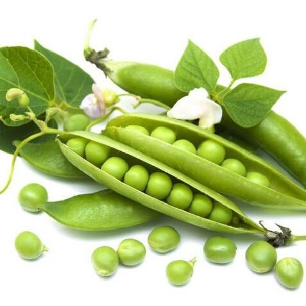 10 Ways To Style Your Very Own Vegetable Garden: Snow Peas Seeds