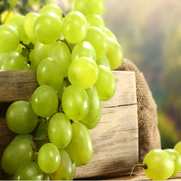 Organic Green Grape Seeds