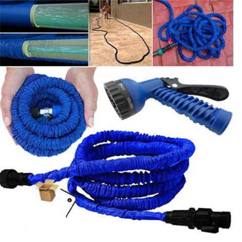 Expandable Garden Hose - Up to 100' - Rama Deals - 1