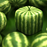 Rare Geometric Square Watermelons Seeds