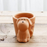 Creative Resin Animal Flower Pot
