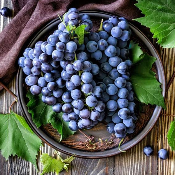 Organic Deep Blue Grape Seeds
