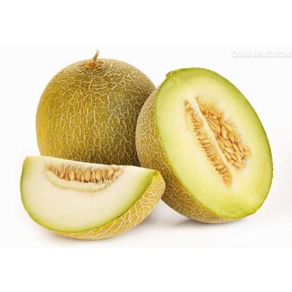 Super Big Sweet honey-dew melon Seeds Hami melon Seeds Fruit Seeds Cantaloupe Jumbo Melon Heirloom Succulent Plants