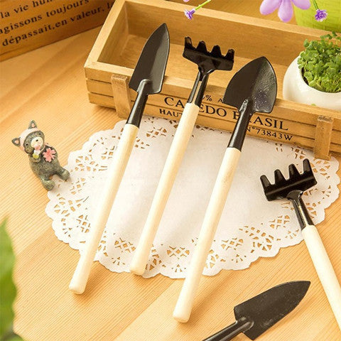 Mini Shovel and Rake Set - Rama Deals - 2