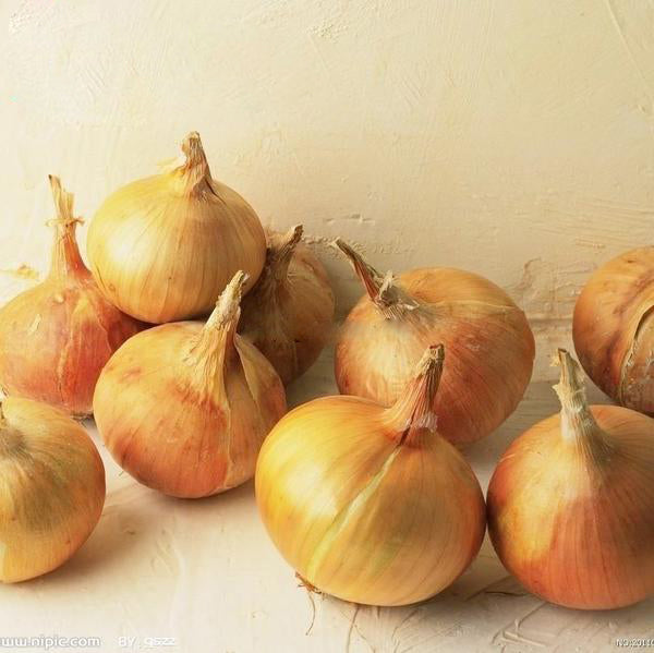10 Ways To Style Your Very Own Vegetable Garden: Giant Onion Seeds