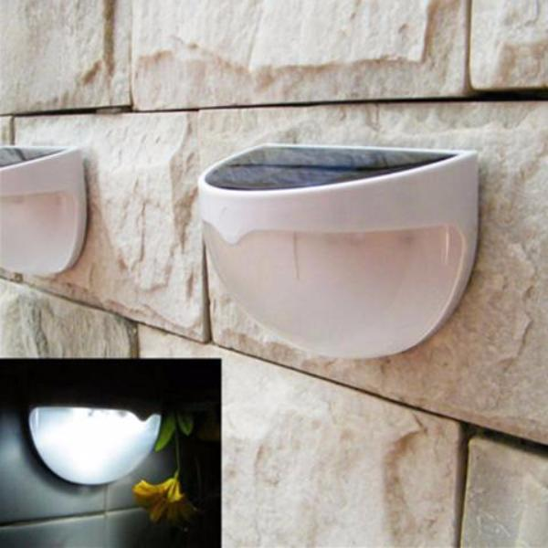 Outdoor Waterproof Garden Decoration 6 LED Wall Lamp - Rama Deals - 2