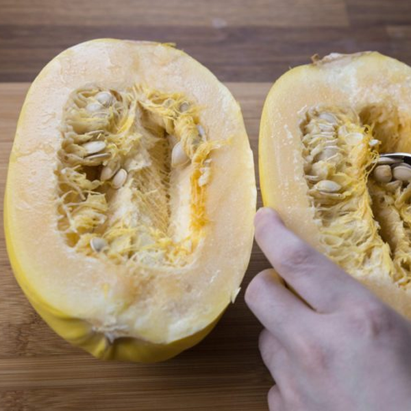 10 Ways To Style Your Very Own Vegetable Garden: Spaghetti Squash Seeds