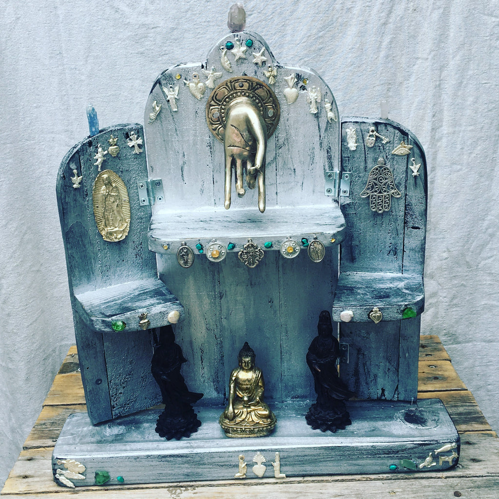 Altar/Shrine, Personal Altar, Portable Altar, Made to Order, Custom Designed