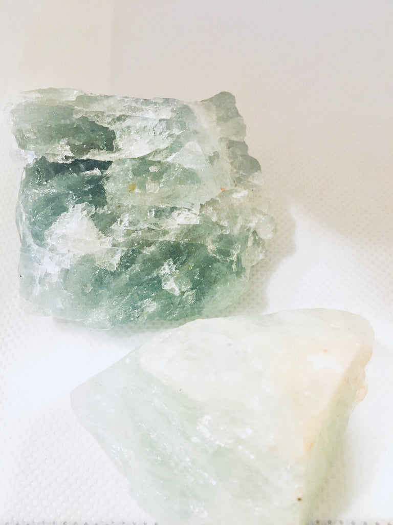 Raw Aquamarine, Rough Aquamarine Crystal, Healing Crystals and Stones, Crystal Healing, Metaphysical Stone