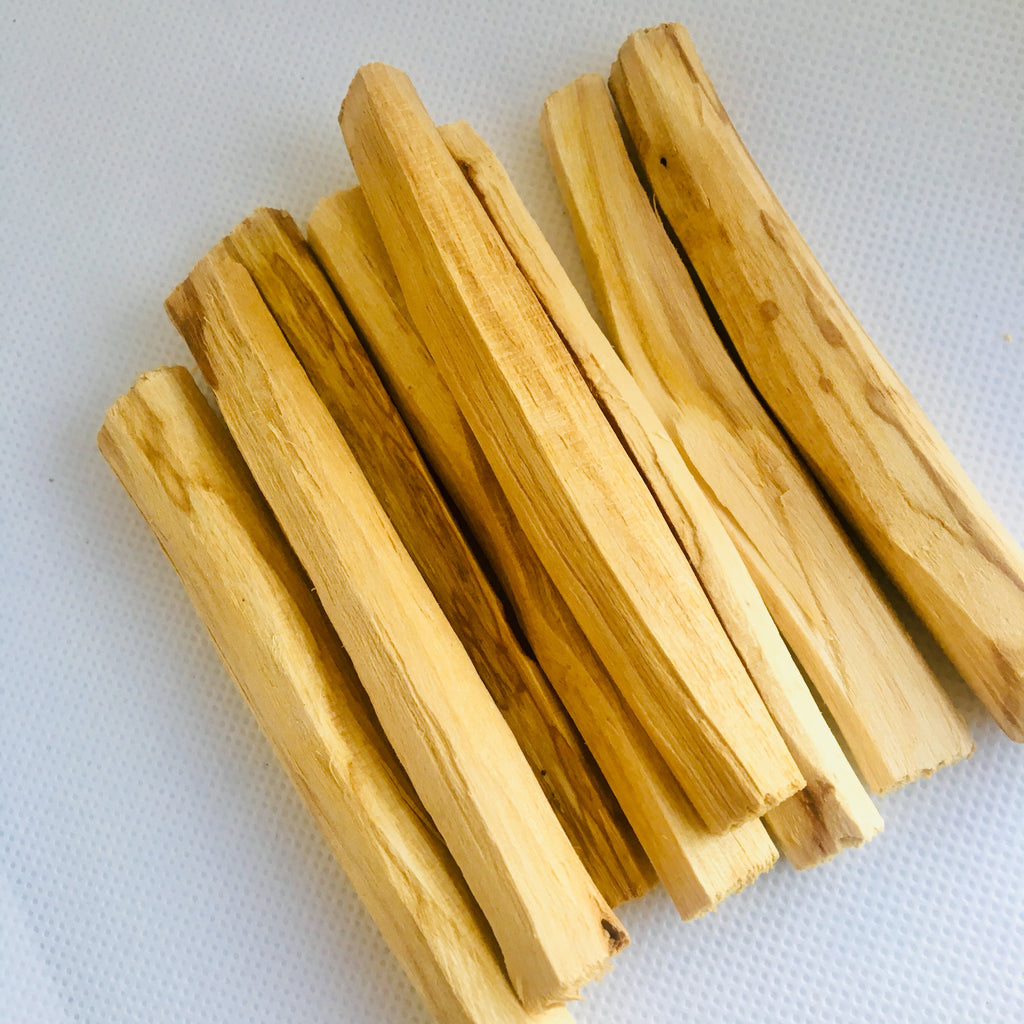 Palo Santo, Smudging Sticks, Energetic Clearing