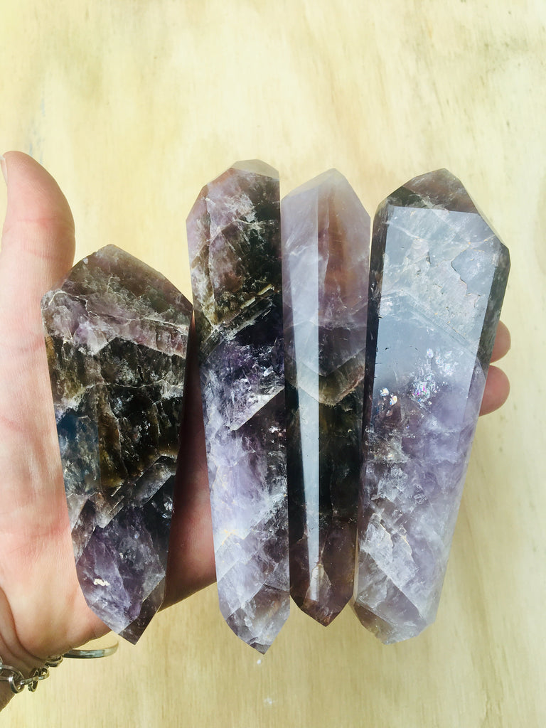 Super 7 Healing Crystal, Melody's Stone, Sacred 7 Crystal Energy Healing