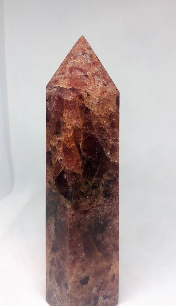 Strawberry Quartz Tower Generator,