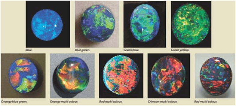 Opal Color examples