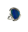Pinafore Doublet Opal Ring
