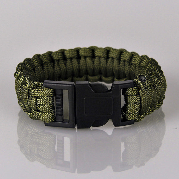 Military Emergency Paracord Bracelet