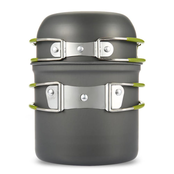 Portable Cooking Pots