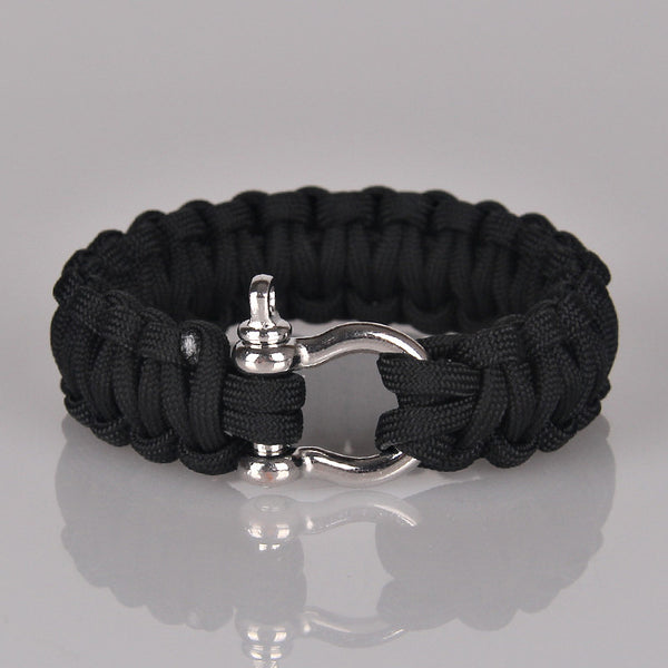 Outdoor Paracord Bracelet