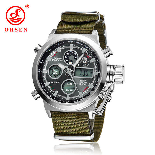 OHSEN Mens Watch