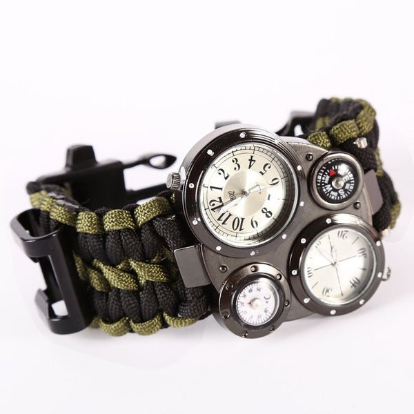 6 in 1 Survival Watch