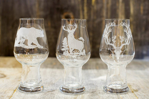 Crystal Beer Craft Glasses