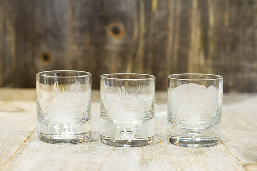 Crystal Tumbler Glasses