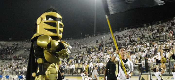 Photo of UCF Knights Watches Sports Game