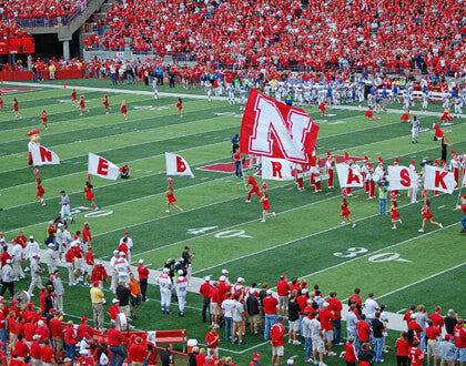 Fans of Nebraska Cornhuskers Watches Athletics