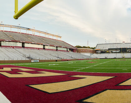 Photo of Boston College Eagles Watches Sports Game