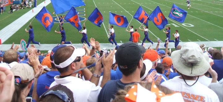 Fans of Florida Gators Watches Athletics