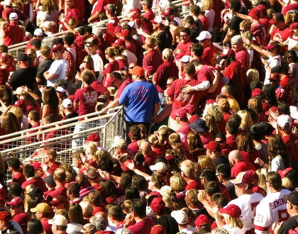 Photo of Florida State Seminoles Watches Sports Game