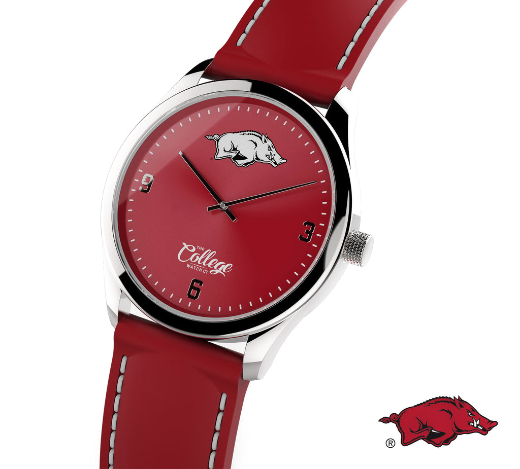 Arkansas Razorbacks Watch - 41mm - Slim Edition