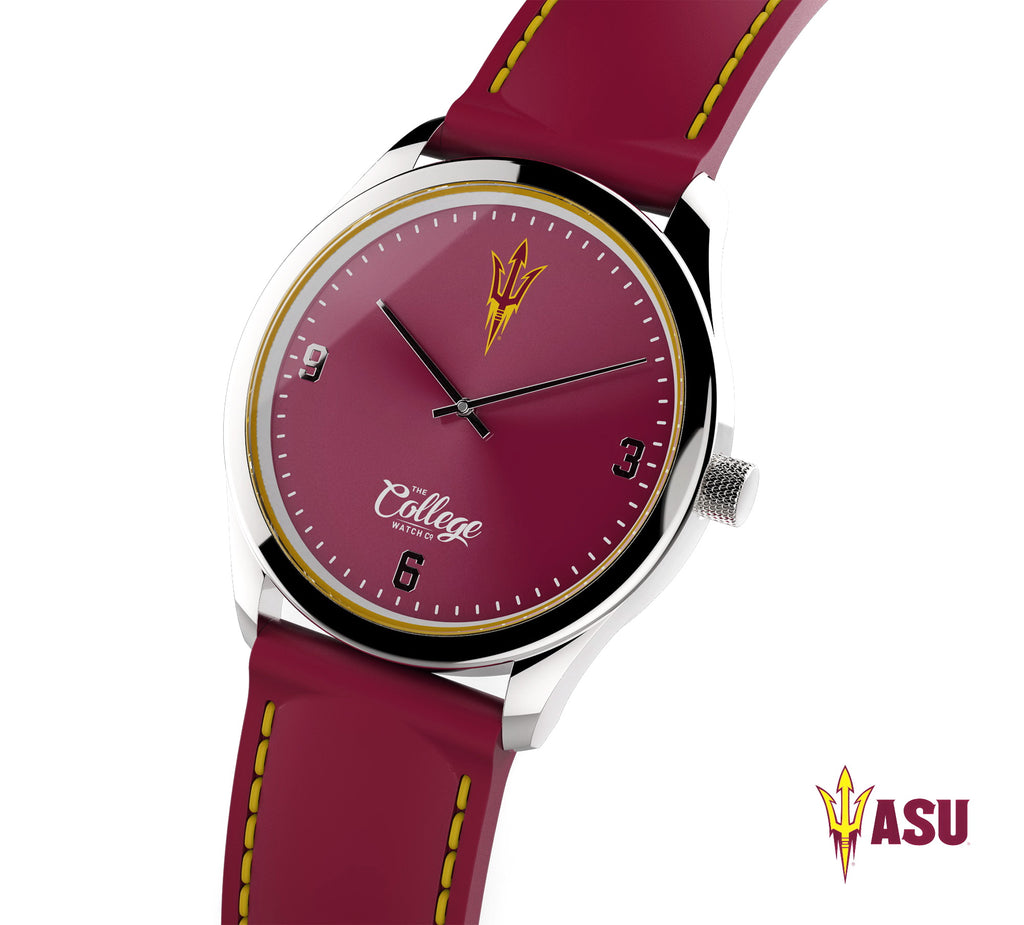 Arizona State Sun Devils Watch - 41mm - Slim Edition