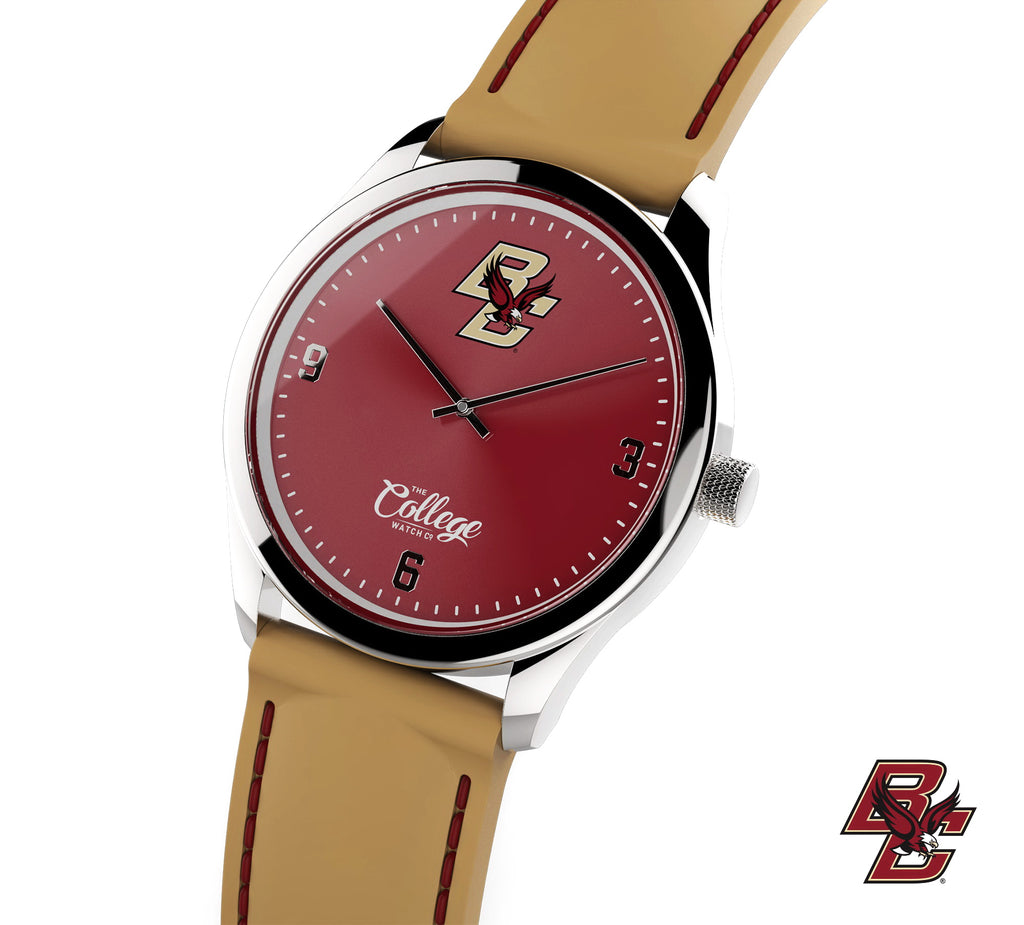 Boston College Eagles Watch - 41mm - Slim Edition