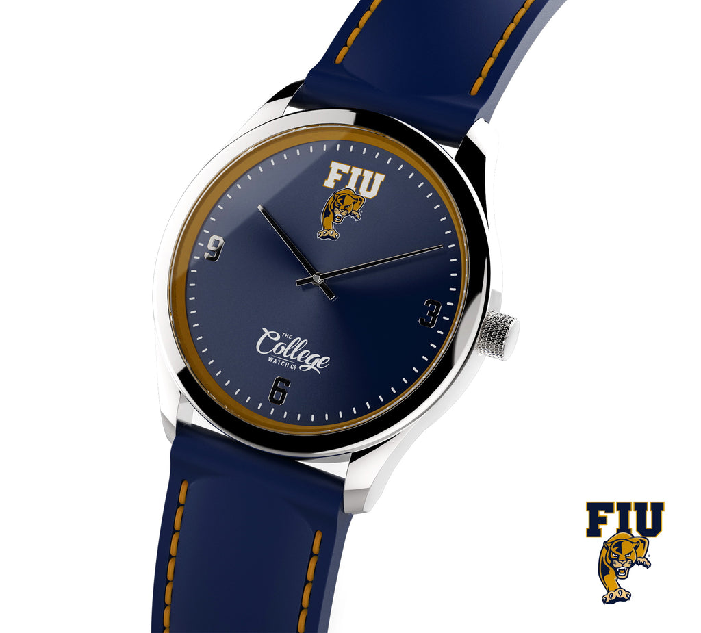 FIU Panthers Watch - 41mm - Slim Edition