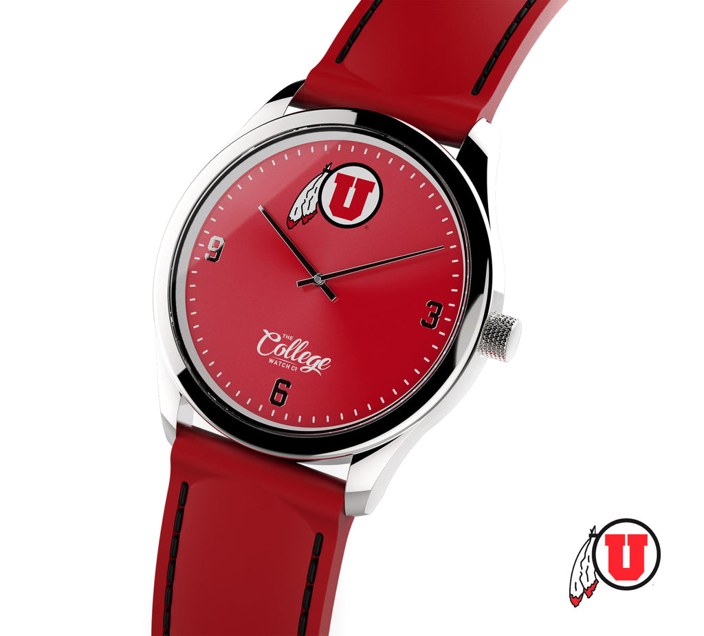 Utah Utes Watch - 41mm - Slim Edition