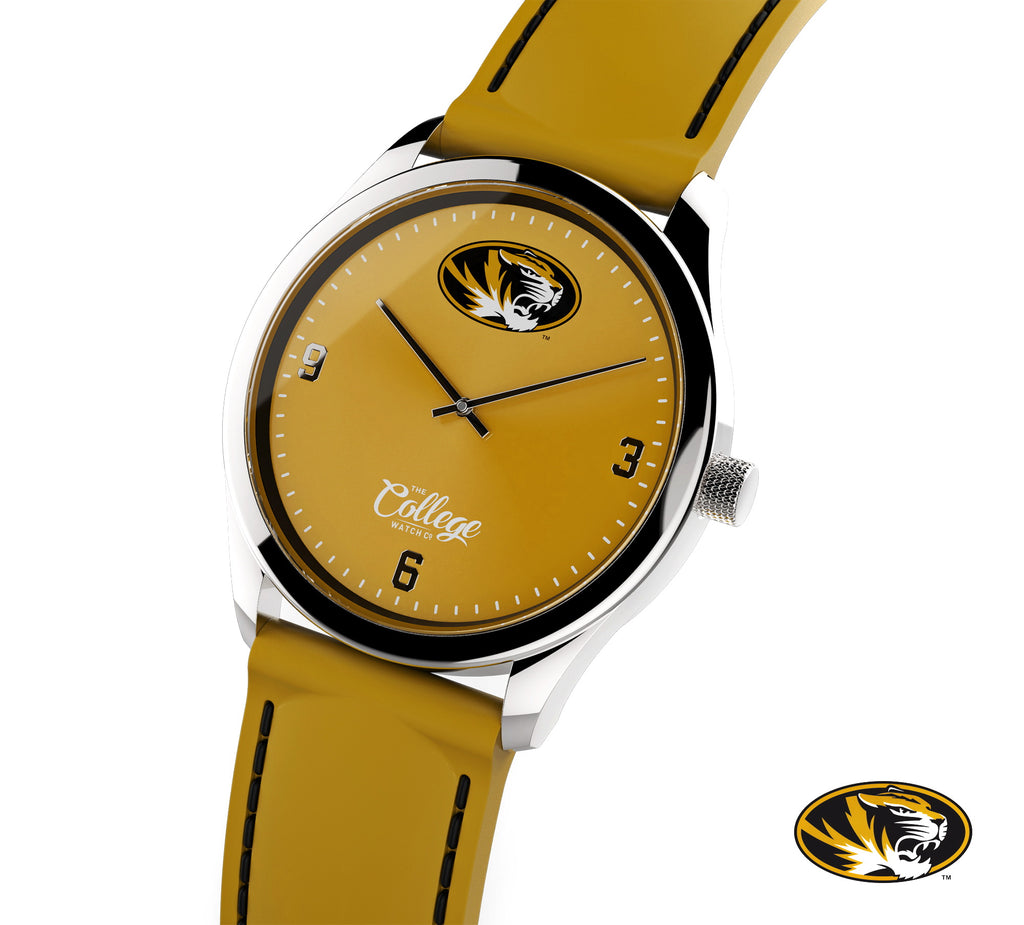 Missouri Tigers Watch - 41mm - Slim Edition